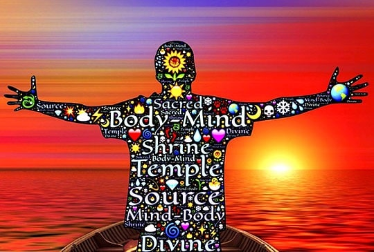 human health - mind and body