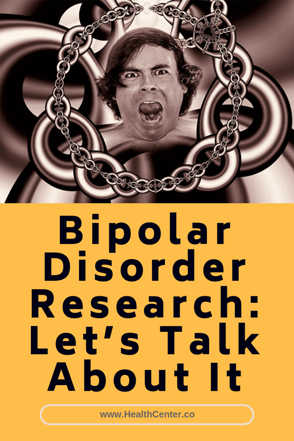 Bipolar Disorder Research – Let's Talk About It