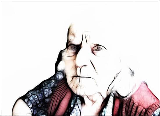 dementia diagnosis in late days