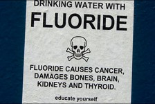 fluoride in water danger for human health