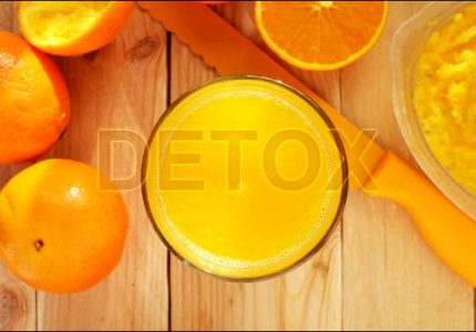 How to detox your body - healthy fruits and detox diet