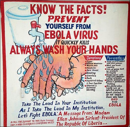 ebola virus prevention