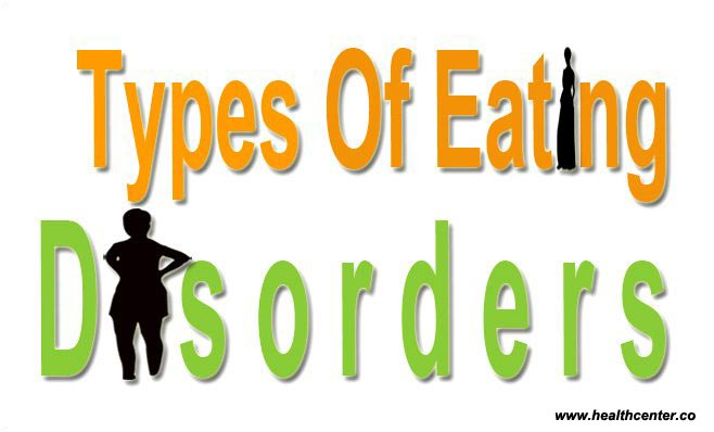 types of eating disorders caused by media