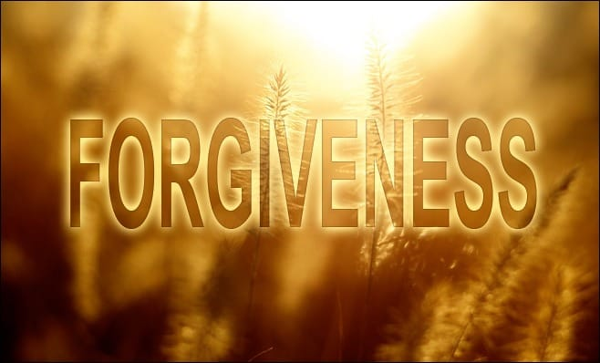 Forgiveness and your health benefits.