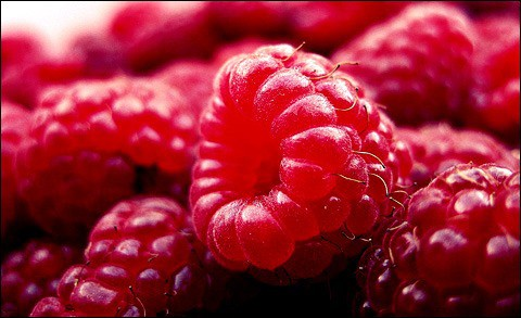 82 most nutritious foods: raspberries.