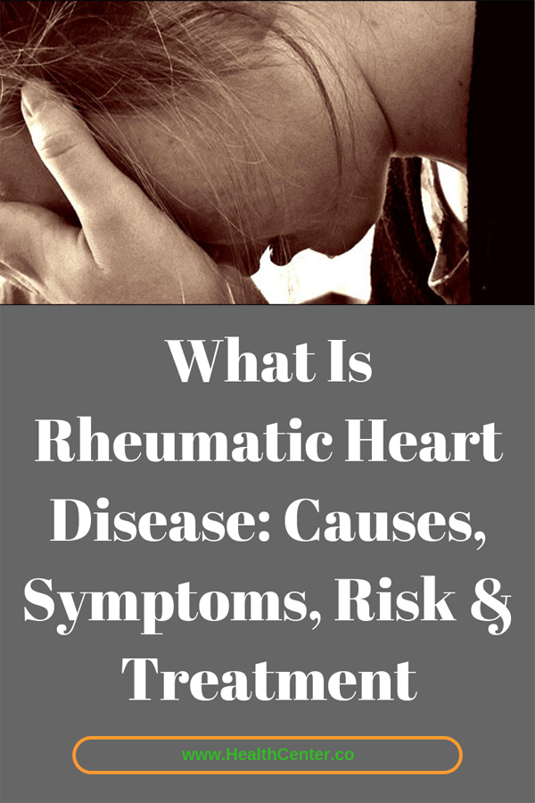 What Is Rheumatic Heart Disease Causes, Symptoms, Risk & Treatment