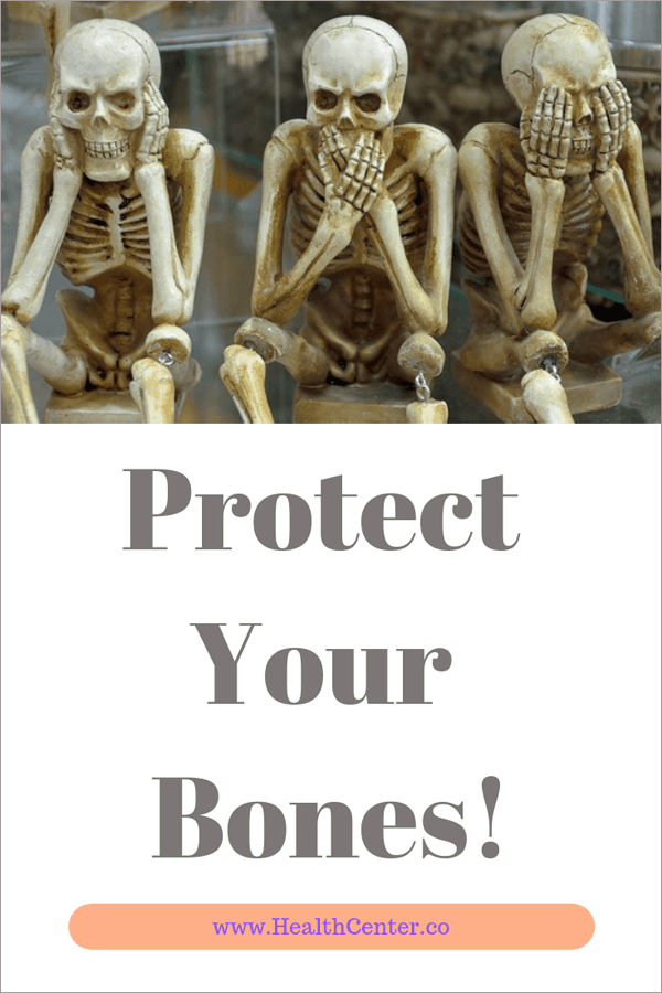 What Are Some Everyday Precautions You Take To Protect Your Bones